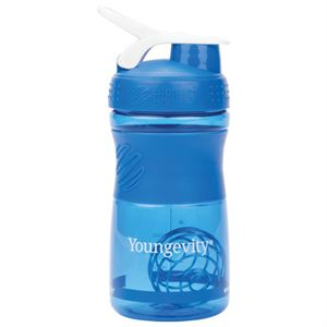 Picture of Youngevity Blender Bottle (Blue) - 17oz